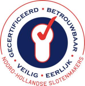Logo Noord Hollandse Slotenmakers